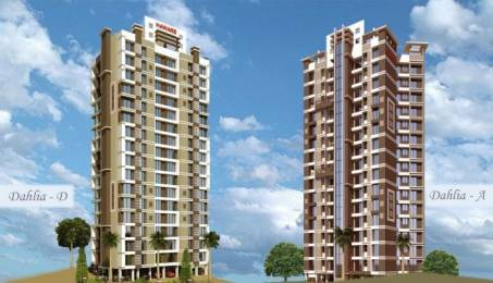 1092 sqft, 2 bhk Apartment in Haware Dahlia Bldg A D And E Thane West, Mumbai at Rs. 1.0000 Cr