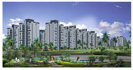 1262 sqft, 2 bhk Apartment in Ferrous Infrastructures Builders City 2 Beverly Homes Sector 89, Faridabad at Rs. 25.2100 Lacs