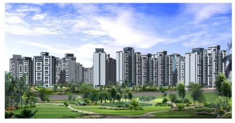 1262 sqft, 2 bhk Apartment in Ferrous Infrastructures Builders Orient Park Sector 89, Faridabad at Rs. 25.3500 Lacs
