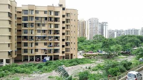 900 sqft, 2 bhk Apartment in Kanungo Pinnacolo Mira Road East, Mumbai at Rs. 77.4200 Lacs