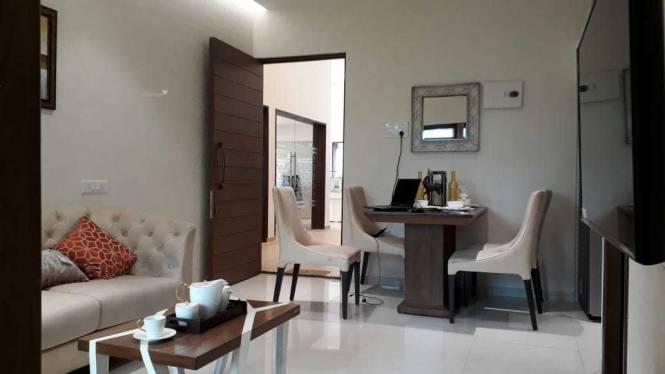 567 sqft, 1 bhk Apartment in Chandak Nishchay Wing D Borivali East, Mumbai at Rs. 67.0000 Lacs