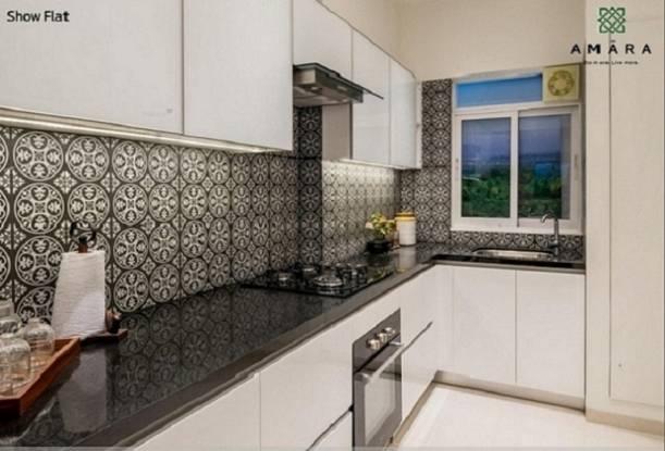 585 sqft, 2 bhk Apartment in Lodha Amara Tower 32 33 Thane West, Mumbai at Rs. 90.0000 Lacs