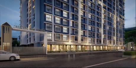 415 sqft, 1 bhk Apartment in Crescent Sky Heights Dahisar, Mumbai at Rs. 48.5100 Lacs