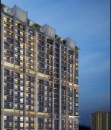 600 sqft, 1 bhk Apartment in Crescent Sky Heights Dahisar, Mumbai at Rs. 68.5500 Lacs