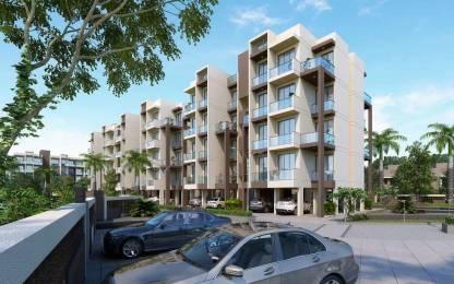 637 sqft, 1 bhk Apartment in Builder Project Panvel, Mumbai at Rs. 26.1170 Lacs