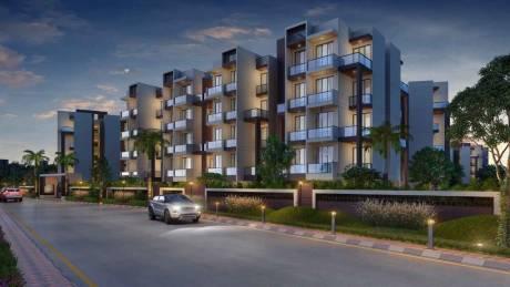 647 sqft, 1 bhk Apartment in Builder Project Panvel, Mumbai at Rs. 26.5270 Lacs