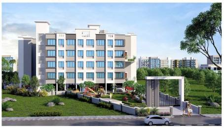 513 sqft, 1 bhk Apartment in Space Pote Aalaya Koproli, Mumbai at Rs. 23.8545 Lacs