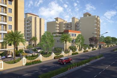 355 sqft, 1 bhk Apartment in Space World Building No 1 A Wing Neral, Mumbai at Rs. 16.8223 Lacs