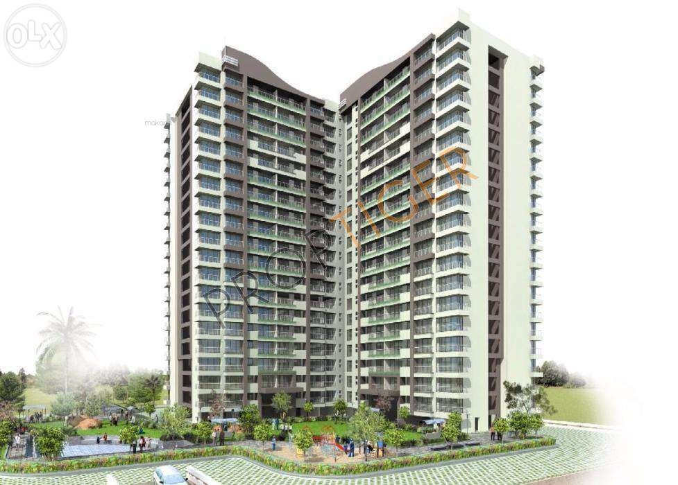 950 sq ft 2BHK 2BHK+2T (950 sq ft) Property By Shreedham Consultancy In Raheja Vihar, Powai