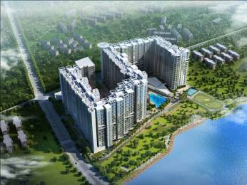 1122 sqft, 2 bhk Apartment in Aliens Space Station Township Tellapur, Hyderabad at Rs. 53.8560 Lacs