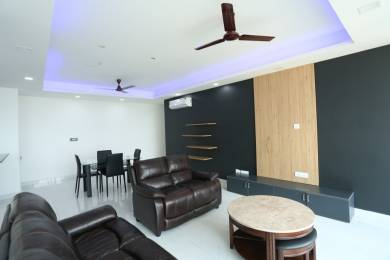2208 sqft, 3 bhk Apartment in Aliens Space Station Township Tellapur, Hyderabad at Rs. 1.0378 Cr