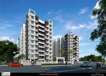 725 sqft, 2 bhk Apartment in Builder Karda Infrastructure Hari Gokuldham jail road Nashik Jail Road, Nashik at Rs. 20.6698 Lacs