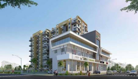 1320 sqft, 3 bhk Apartment in Builder Karda Constructions Hari Bhaktiartillery center road Nashik Artillery Road, Nashik at Rs. 67.3332 Lacs