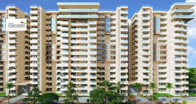 1530 sqft, 3 bhk Apartment in Gaursons Gaur Cascades Raj Nagar Extension, Ghaziabad at Rs. 36.6401 Lacs