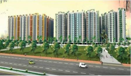 940 sqft, 2 bhk Apartment in Builder Project Loni Bhopura Road, Ghaziabad at Rs. 7500