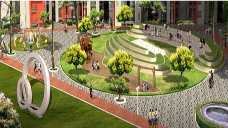 635 sqft, 1 bhk Apartment in BCC Bharat City Indraprastha Yojna, Ghaziabad at Rs. 17.6600 Lacs