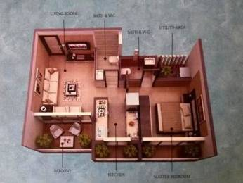 1154 sqft, 2 bhk Apartment in Builder Project Kharghar, Mumbai at Rs. 93.0000 Lacs
