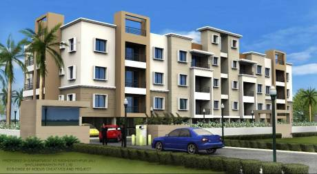 1629 sqft, 3 bhk Apartment in Builder MARUTI RESIDENCYRAGHUNATH PUR Raghunathpur, Bhubaneswar at Rs. 54.9425 Lacs