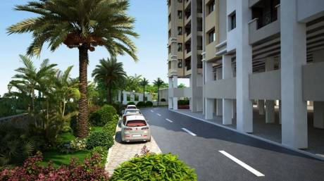 1400 sqft, 3 bhk Apartment in Builder metrogreen woods Trisulia, Cuttack at Rs. 48.5360 Lacs