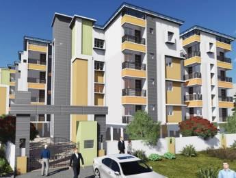 1410 sqft, 3 bhk Apartment in Khushi Sanjeevani Patrapada, Bhubaneswar at Rs. 47.8238 Lacs