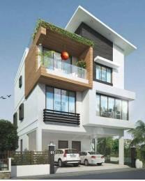 1260 sqft, 4 bhk Apartment in Builder Aurovilla Vivekananda Marg, Bhubaneswar at Rs. 1.0950 Cr