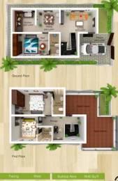 1640 sqft, 3 bhk Villa in Sree Daksha Vhridhaa Villa Vadavalli, Coimbatore at Rs. 85.0000 Lacs