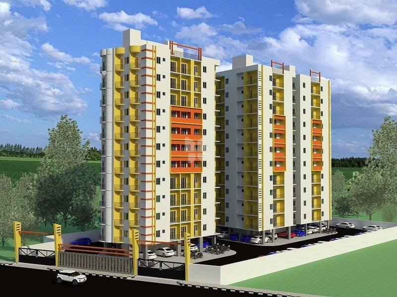 450 sq ft 1BHK 1BHK+1T (450 sq ft) Property By Vijay Estate Agency In Project, Juinagar