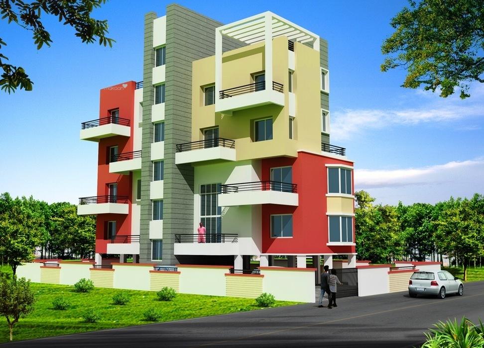 550 sq ft 1BHK 1BHK+1T (550 sq ft) Property By Vijay Estate Agency In Ajinkyatara CHS, Sector-24 Juinagar