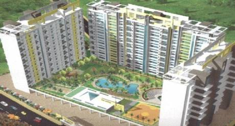 1750 sqft, 3 bhk Apartment in Platinum The Springs Kalamboli, Mumbai at Rs. 18000