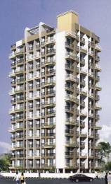 1150 sqft, 2 bhk Apartment in Satyam Imperial Heights Apartment Roadpali, Mumbai at Rs. 14000