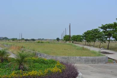 2450 sqft, Plot in Sunderdeep Constructions Infocity Phase 2 AB Bypass Road, Indore at Rs. 30.9925 Lacs