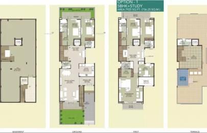 7925 sqft, 5 bhk Villa in Satya The Villas Sector 103, Gurgaon at Rs. 4.2000 Cr