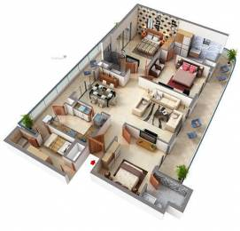 2100 sqft, 3 bhk Apartment in Chintels Serenity Sector 109, Gurgaon at Rs. 1.5500 Cr