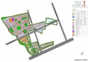 1096 sqft, 2 bhk BuilderFloor in Omaxe Green Meadow Floors Sector 36 Bhiwadi, Bhiwadi at Rs. 25.0000 Lacs