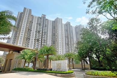 675 sqft, 1 bhk Apartment in Lodha Amara Tower 6 And 22 Thane West, Mumbai at Rs. 16000