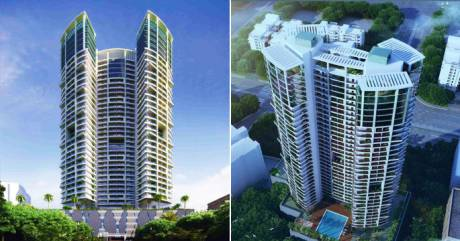 2580 sqft, 4 bhk Apartment in Builder JP Infra Decks Gorgaon East Mumbai Goregaon East, Mumbai at Rs. 4.3000 Cr