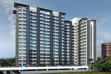 414 sqft, 1 bhk Apartment in Unique Greens Thane West, Mumbai at Rs. 56.0000 Lacs