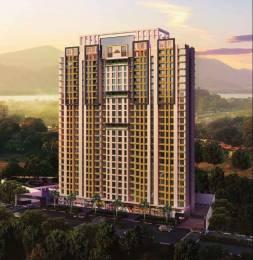 855 sqft, 2 bhk Apartment in  Vihangs Vermont Thane West, Mumbai at Rs. 74.0000 Lacs