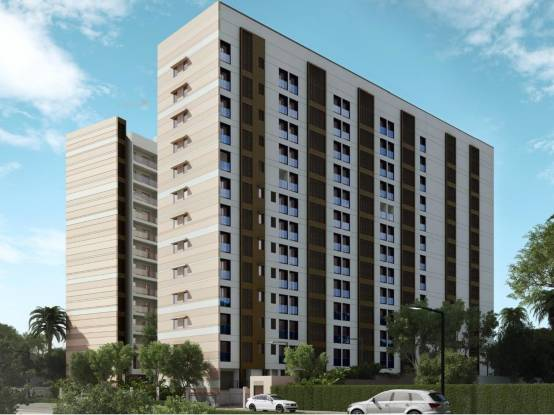 732 sqft, 1 bhk Apartment in Mahindra Vivante Andheri East, Mumbai at Rs. 1.0500 Cr