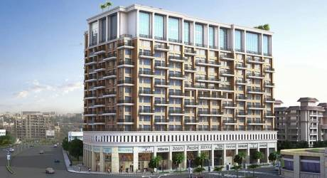 2100 sqft, 3 bhk Apartment in Hubtown Sunmist Andheri East, Mumbai at Rs. 4.8000 Cr