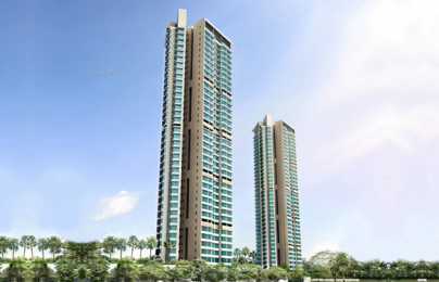 1667 sqft, 3 bhk Apartment in Kalpataru Crest Bhandup West, Mumbai at Rs. 2.5000 Cr