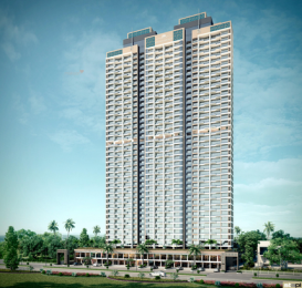 1090 sqft, 2 bhk Apartment in Bhagwati Bhagwati Eleganza Ghansoli, Mumbai at Rs. 1.3500 Cr