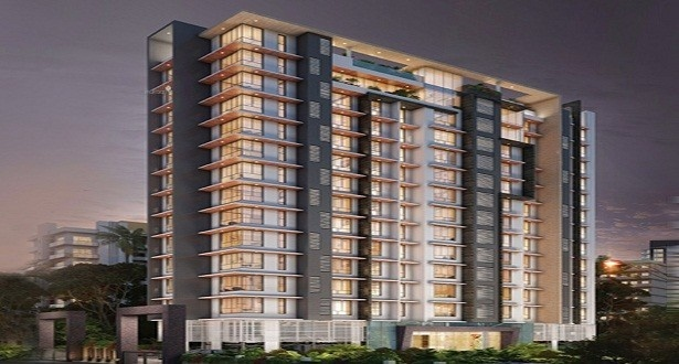 1300 sqft, 3 bhk Apartment in Heritage Subha Heritage Powai, Mumbai at Rs. 2.5000 Cr
