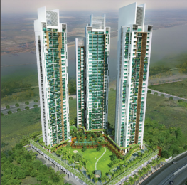 1760 sqft, 3 bhk Apartment in GeeCee Cloud 36 Phase I Ghansoli, Mumbai at Rs. 1.8300 Cr