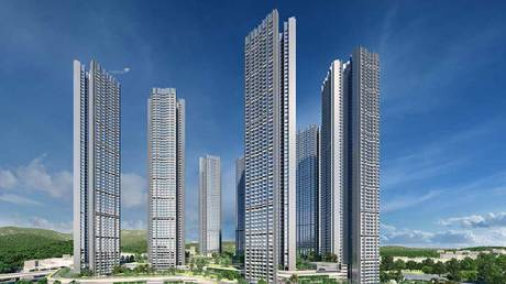 1447 sqft, 3 bhk Apartment in Oberoi Sky City Towers A To D Borivali East, Mumbai at Rs. 2.6500 Cr