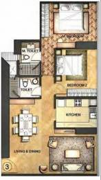 1242 sqft, 2 bhk Apartment in Indiabulls Blu Worli, Mumbai at Rs. 5.0000 Cr