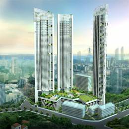 2092 sqft, 3 bhk Apartment in DB Orchid Crown Prabhadevi, Mumbai at Rs. 5.5000 Cr