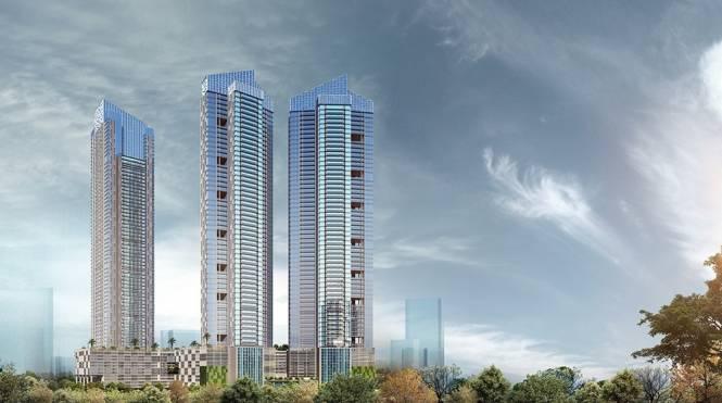 2092 sqft, 3 bhk Apartment in DB Realty Orchid Crown Prabhadevi, Mumbai at Rs. 5.5000 Cr