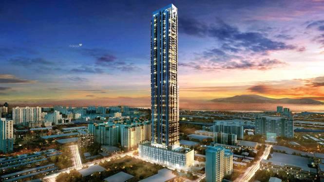 1593 sqft, 2 bhk Apartment in R R Builders Godrej Sky Byculla, Mumbai at Rs. 3.9500 Cr