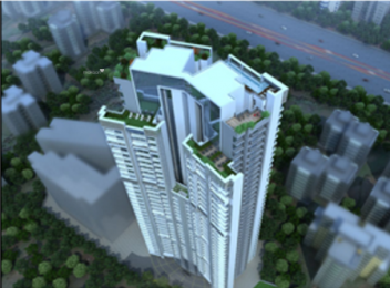 1186 sqft, 2 bhk Apartment in Trans India Freeway 37 Sion, Mumbai at Rs. 1.1500 Cr